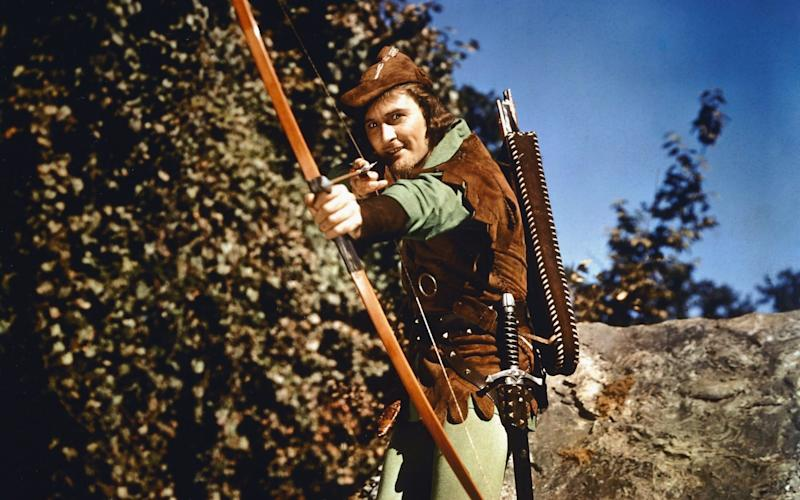 Robin hood - Silver Screen Collection/Getty Images