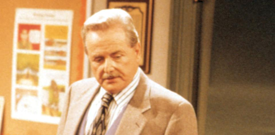 Daniels as Mr. Feeny on 'Boy Meets World' (Photo: Touchstone Television/courtesy Everett Collection)
