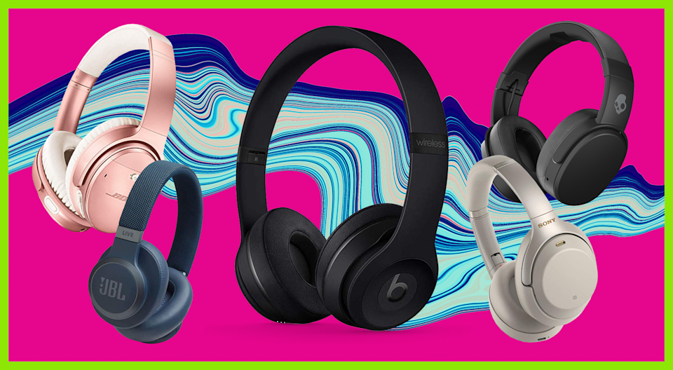 Finally—a great pair of premium headphones at an affordable price. Thanks, Black Friday. (Photo: Yahoo Life)