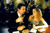 """<p>Seriously, Carrie (Sarah Jessica Parker)? We know Big (Chris Noth) was the one who always got under her skin, but…Aidan (John Corbett). We thought he was an amazing partner—so when she cheated on him, we were frustrated. She's a relationship columnist! We thought she knew better.</p> <p><a href=""""https://www.hbomax.com/series/urn:hbo:series:GVU2cAAPSJoNJjhsJATt6"""" rel=""""nofollow noopener"""" target=""""_blank"""" data-ylk=""""slk:Streaming available on HBO Max"""" class=""""link rapid-noclick-resp""""><em>Streaming available on HBO Max</em></a></p>"""