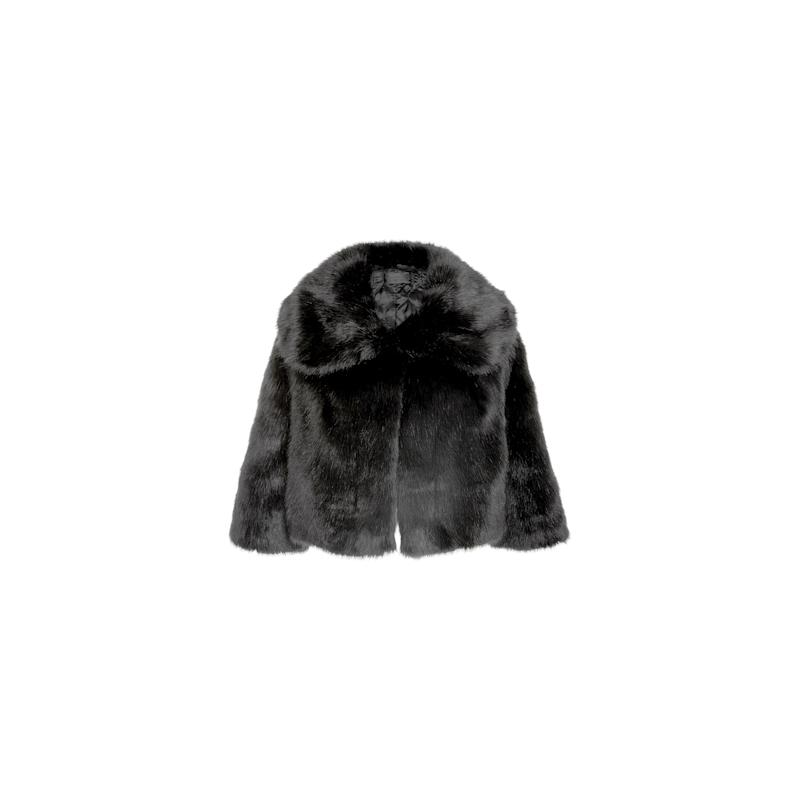 Nili Lotan's luscious faux fur coat is perfect for any occasion. Wear the cropped coat with a fitted turtleneck and high-waisted jeans, or over one of her elegant slip dresses. Buy now: Nili Lotan coat, $837, modaoperandi.com.