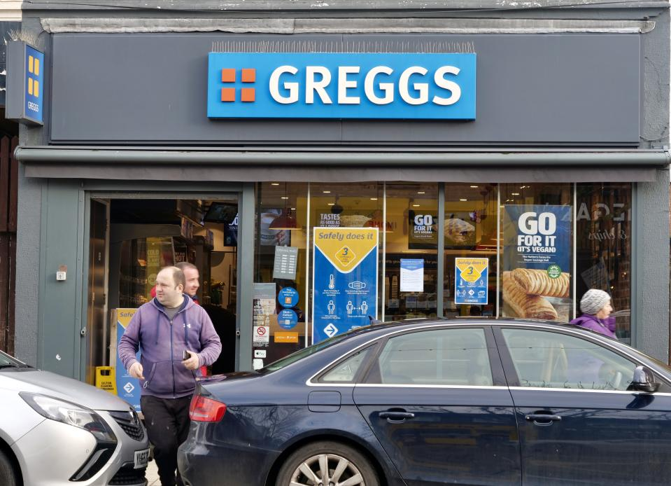 """Financially, 2020 was a year of two very different halves,"" Greggs said. Photo: Getty Images"