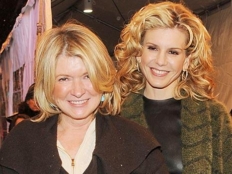 Martha Stewart's Daughter Lashes Out at Domestic Diva in New Tell-All