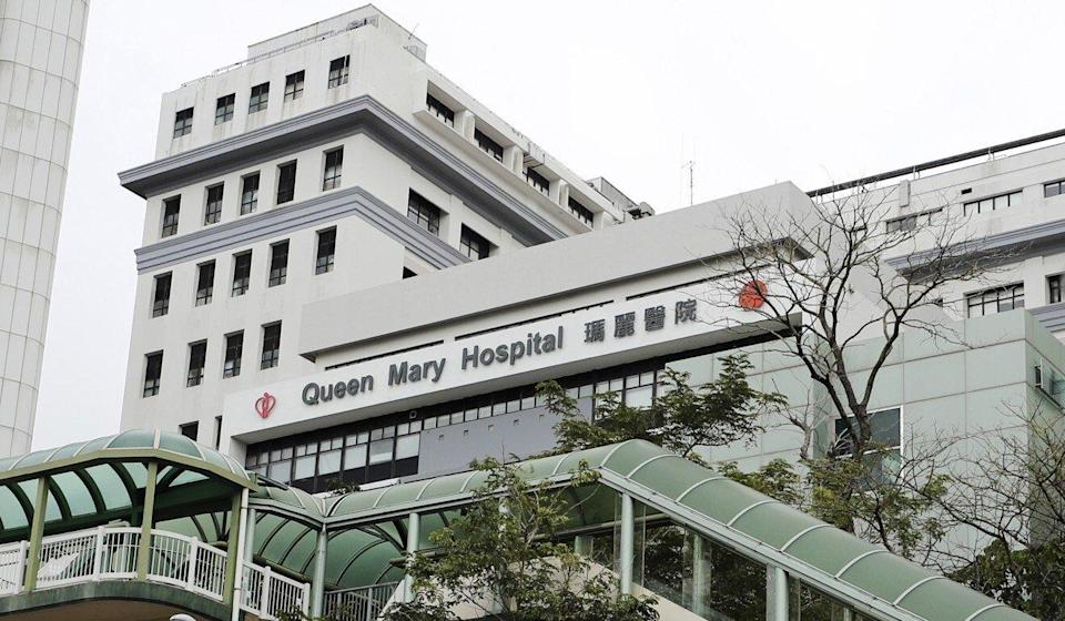 Queen Mary Hospital in Pok Fu Lam, where former city leader Tung Chee-hwa had an operation last month. Photo: Winson Wong