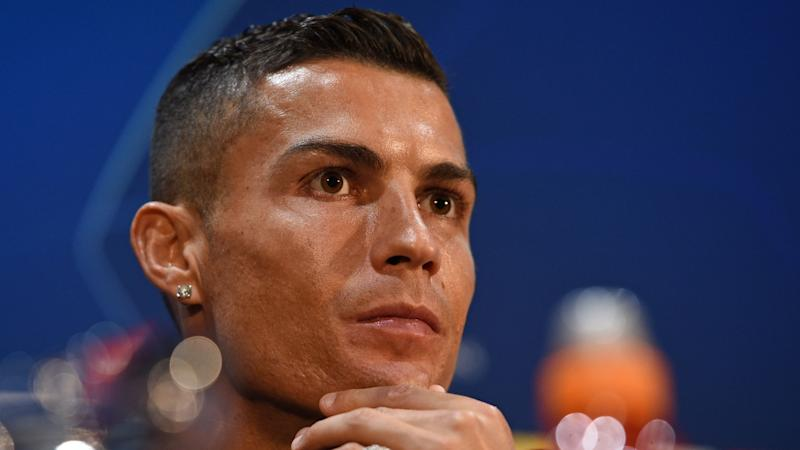 The Portuguese superstar continues to vehemently deny all accusations levelled towards him