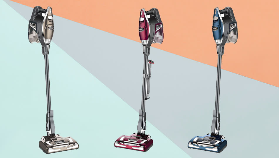 Pet hair is a thing of the past with this vacuum that comes in three colors. (Photo: Kohl's)