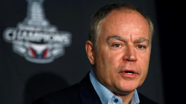 In an offseason where the Caps lost Brett Connolly and Andre Burakovsky, Brian MacLellan decided to focus on improving team defense in the bottom-six rather than replacing production.
