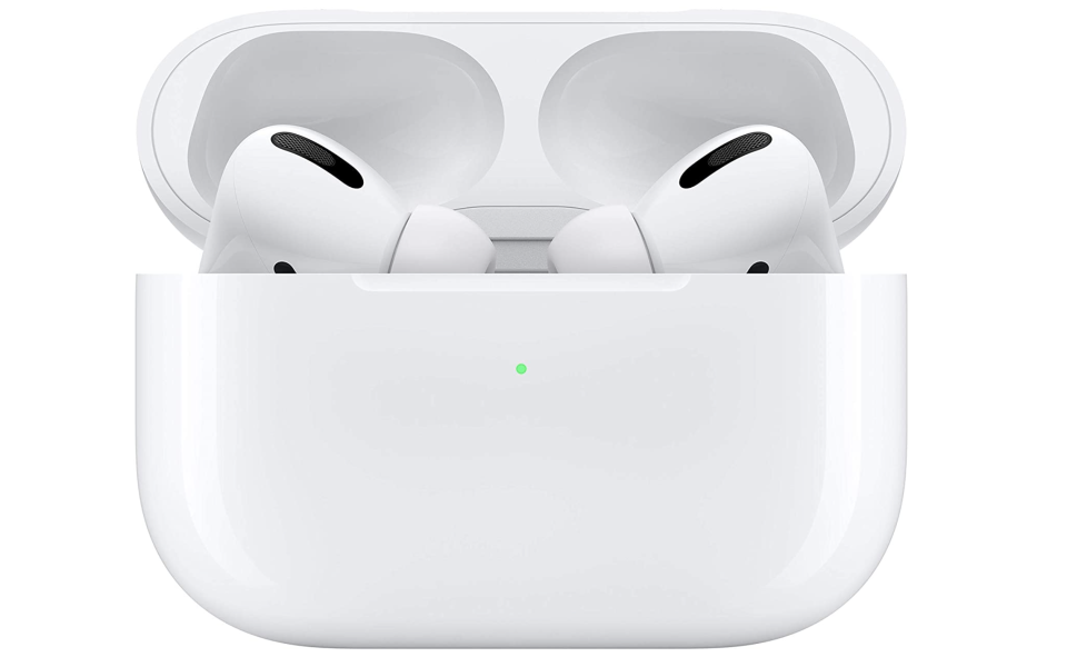 Apple AirPods Pro. Foto: amazon.com.mx