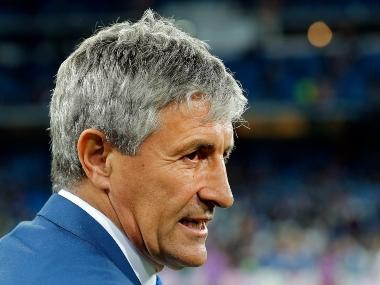 LaLiga: For Barcelona's new coach Quique Setién, all football knowledge comes from Catalan club's possession-based game