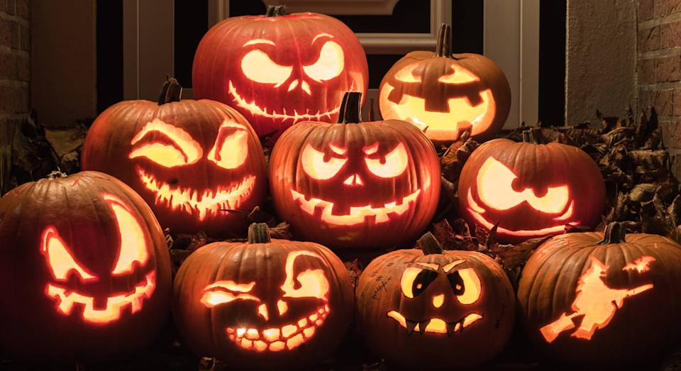 From stylish decorations to sweet treats: All the best Halloween buys. (Getty Images)
