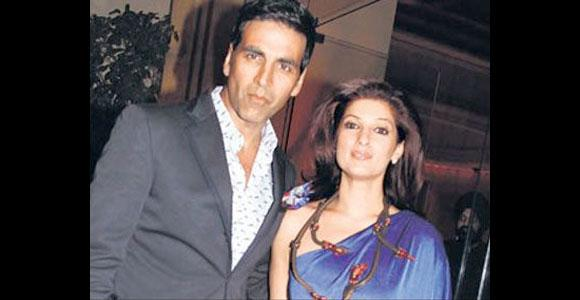 <p>It left everyone stunned when Bollywood Casanova Akshay Kumar married Twinkle Khanna, daughter of Rajesh Khanna in 2001. However, their great on-screen chemistry worked off- screen as well, and today both are very much happy in their married life.</p>