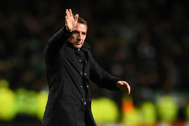 Celtic's Brendan Rodgers rules himself out of the running to replace Arsene Wenger