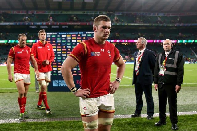 Dan Lydiate is facing a spell out of action (David Davies/PA)