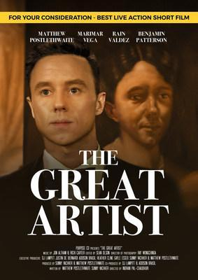 The Great Artist - For Your Consideration. Featuring Matthew Postlethwaite, Sunny Vaccher