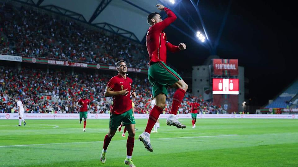 Cristiano Ronaldo scores on record 181st international appearance: Key numbers
