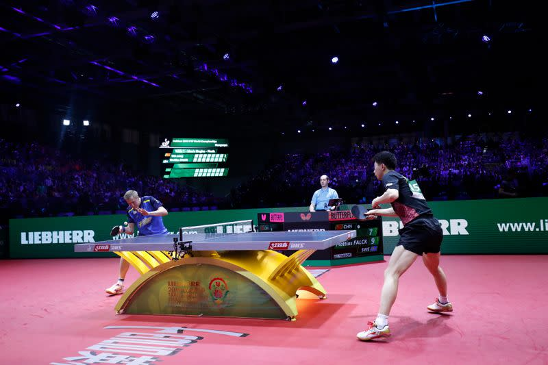 Table Tennis: Durban to host 2023 World Championships