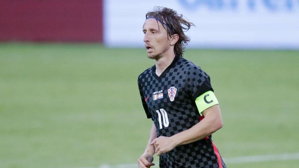 Luka Modric | Soccrates Images/Getty Images