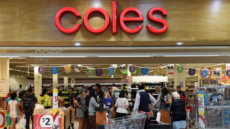 Coles supermarkets reopen after 'technical glitch' shuts stores