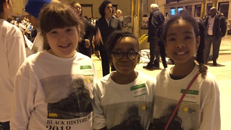200 Toronto students head to Parliament Hill as part of Black History Month