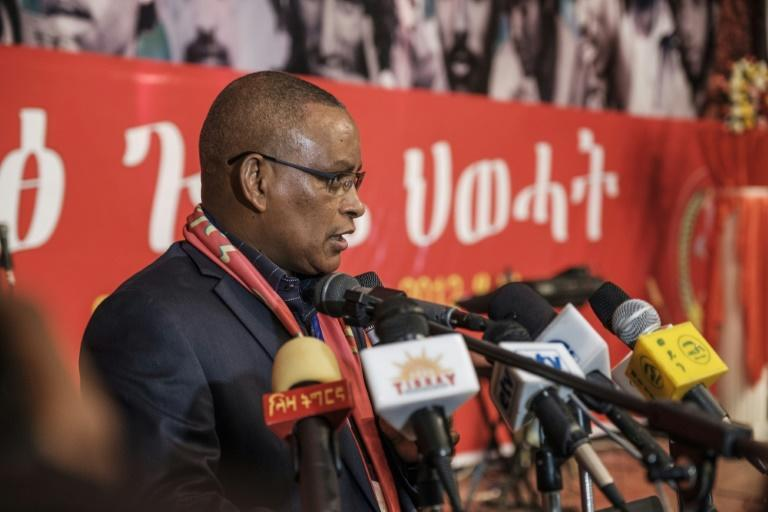 Tigray regional government leader Debretsion Gebremichael claimed Eritrean forces had joined Ethiopian military operations against his region.