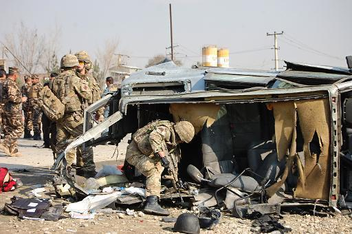 British embassy workers killed in Kabul attack