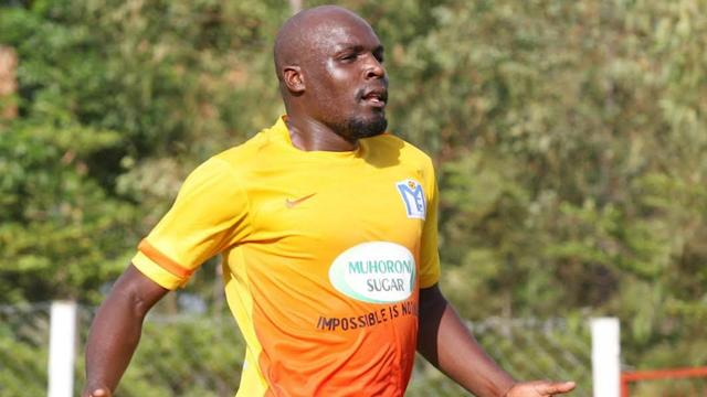 Striker Wycliffe Ochomo is among players registered by the Dockers ahead of the 2018 Kenyan Premier League season