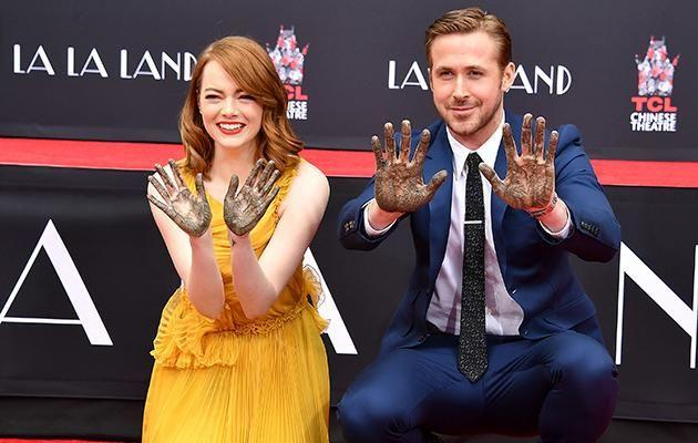 Emma is currently starring in La La Land with Ryan Gosling. Photo: Getty Images.