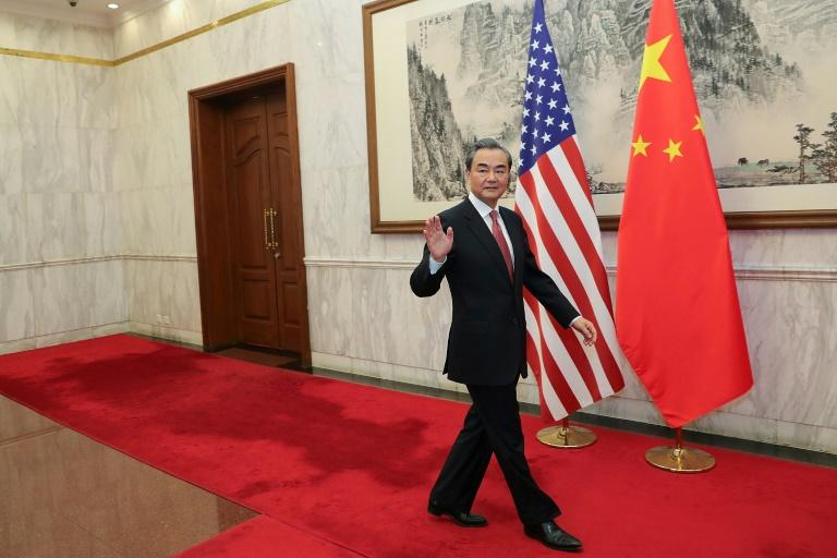 Beijing claims U.S.  destroyer violated China's sovereignty & security