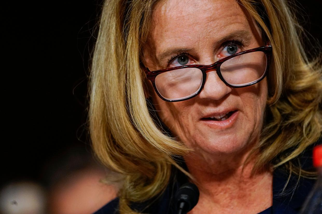 Brett Kavanaugh's own calendar shows that Christine Blasey Ford's story checks out. (Photo: The Washington Post via Getty Images)