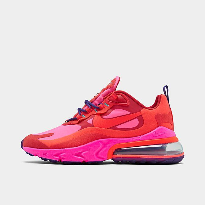Women's Nike Air Max React (Mystic Red/Bright Crimson)