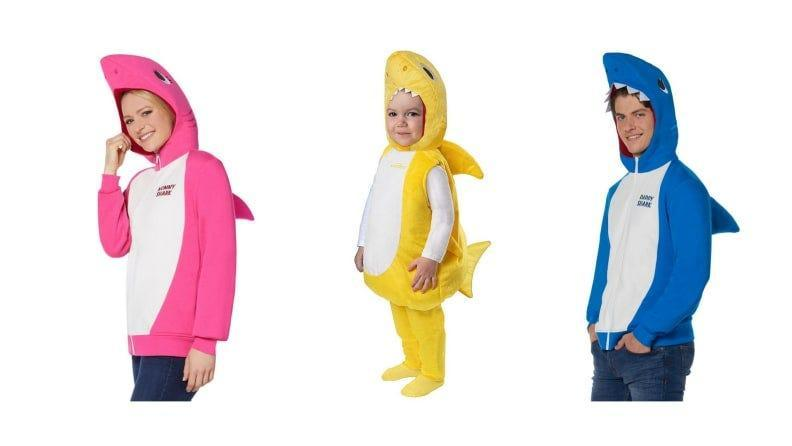 The song your can never get out of your head now comes in costume form.