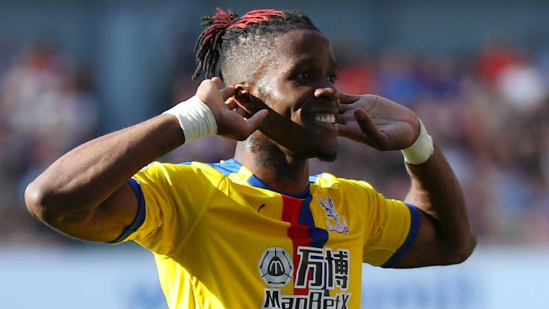 'Zaha as good as Mahrez & worth £60m' – Winger told to make a move by former Palace chairman