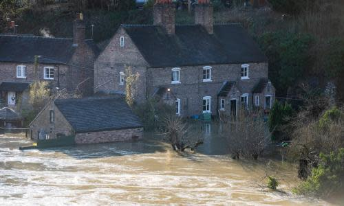 More misery to come after Severn flood defences breached
