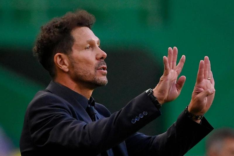 Diego Simeone needs to evolve if he wants to finally deliver Champions League success to the Rojiblancos (POOL/AFP via Getty Images)