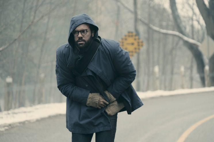O-T Fagbenle as Luke in Hulu's The Handmaid's Tale. (Credit: George Kraychyk/Hulu)