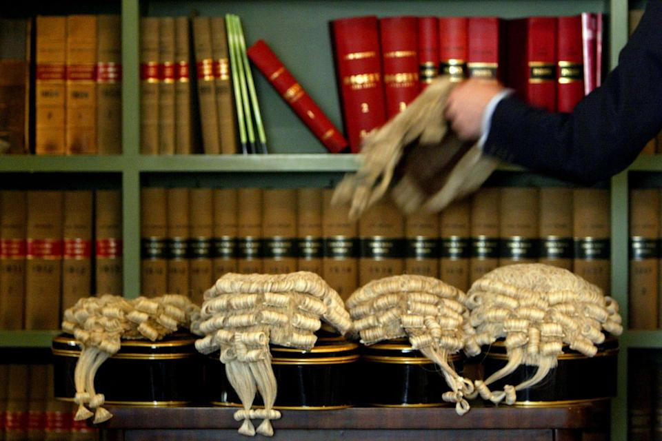<p>The Criminal Bar Association is warning new talent is being deterred by rising debt</p> (Getty Images)