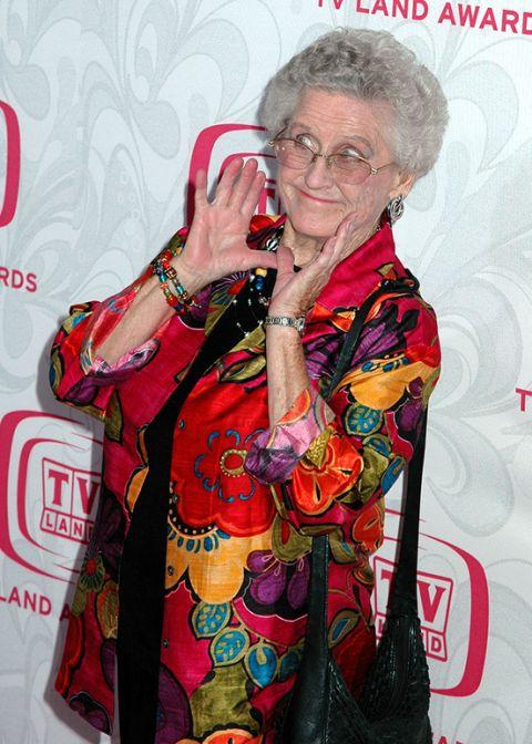Davis is 2007 at the TV Land Awards in Los Angeles. Credit: Getty Images