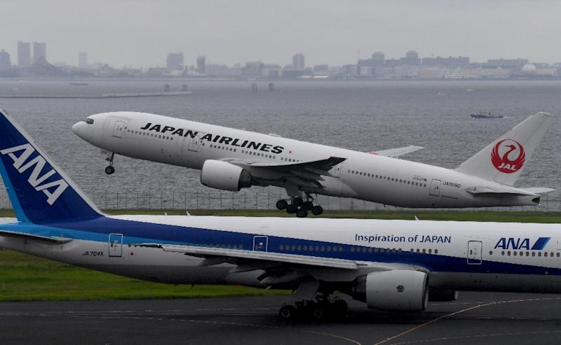 Both All Nippon Airways And Japan Airlines Left Their Full Year Guidances  Unchanged, Bracing