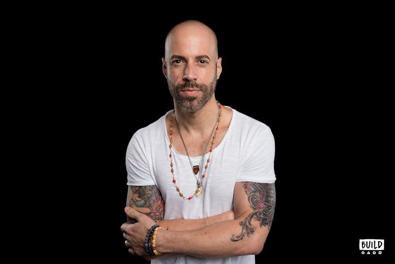 "Chris Daughtry's band, Daughtry, recently released ""Cage to Rattle,"" the group's first new full-length studio album in five years. (Photo: Mike Pont / Build)"