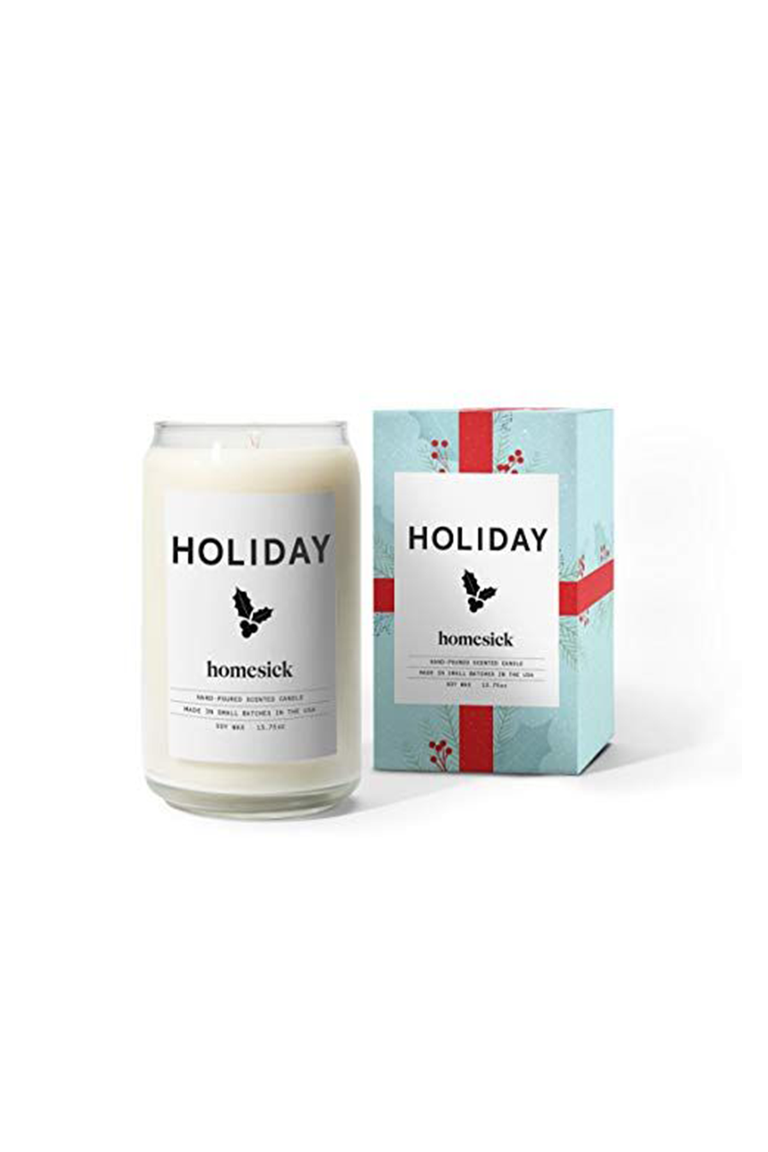 """<p>Set the mood for any number of holiday activities by lighting up a special <a href=""""https://www.oprahmag.com/life/g29478226/best-christmas-candles/"""" rel=""""nofollow noopener"""" target=""""_blank"""" data-ylk=""""slk:Christmas candle"""" class=""""link rapid-noclick-resp"""">Christmas candle</a>. If you're feeling ambitious, you can even turn the task into a bigger activity, like <a href=""""https://www.oprahmag.com/life/a27540576/diy-homemade-candles/"""" rel=""""nofollow noopener"""" target=""""_blank"""" data-ylk=""""slk:making your own scented candles"""" class=""""link rapid-noclick-resp"""">making your own scented candles</a>. </p>"""