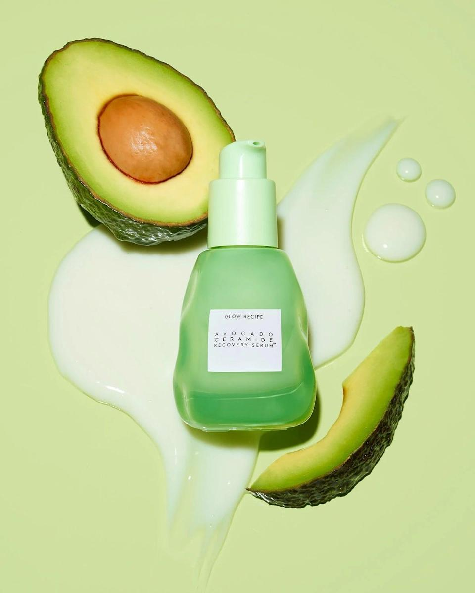 <p>The <span>Glow Recipe Avocado Ceramide Recovery Serum</span> ($42) has been a game changer for stressed-out skin. It can be used morning and night and it layers great under moisturizer.</p>