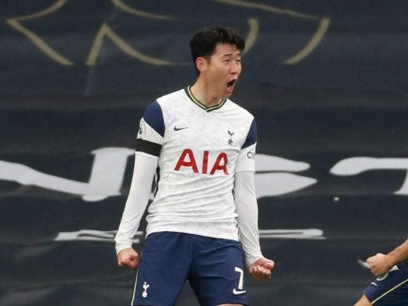 <p>Spurs are looking to bounce back from defeat against Man Utd</p> (Getty Images)