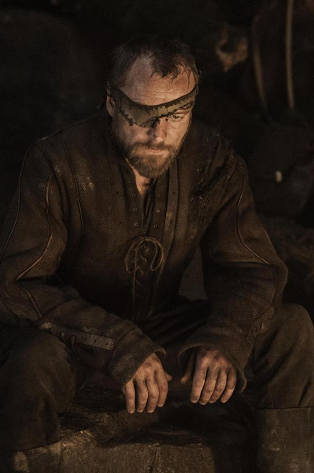 Season 3 introduces Beric Dondarrion (Richard Dormer), the leader of the outlaw band Brotherhood Without Banners.