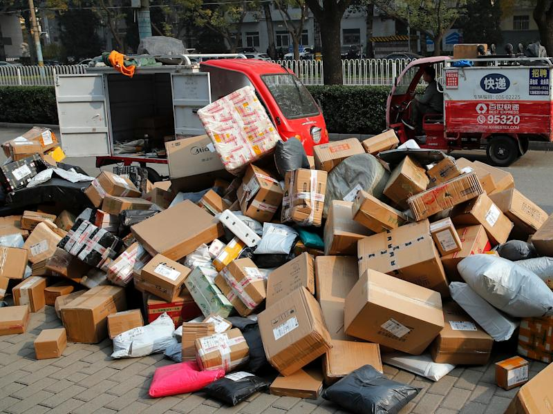 Alibaba's Singles Day is over. Now comes the task of delivering $74 billion of merchandise ordered on world's largest shopping holiday.