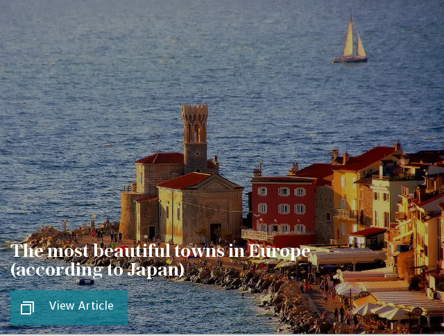 The 30 most beautiful towns in Europe