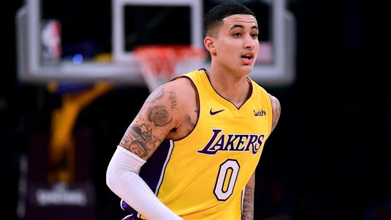 Kyle Kuzma delivers LeBron James warning to National Basketball Association  rivals