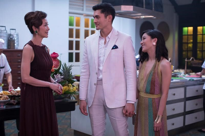 'Crazy Rich Asians' shines bright at the box office