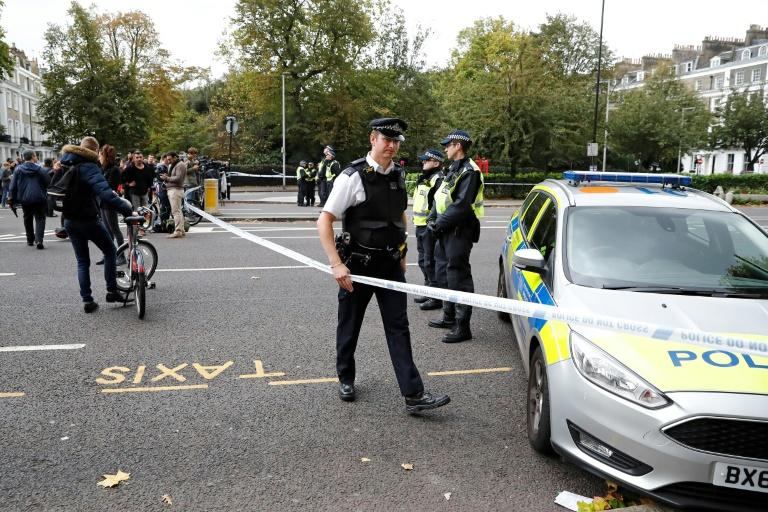 Security is high in Britain after five terror attacks since March -- four of them in London and one in Manchester -- with the bloodshed claiming 35 lives