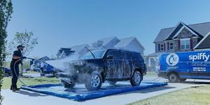 Spiffy Car Wash at home