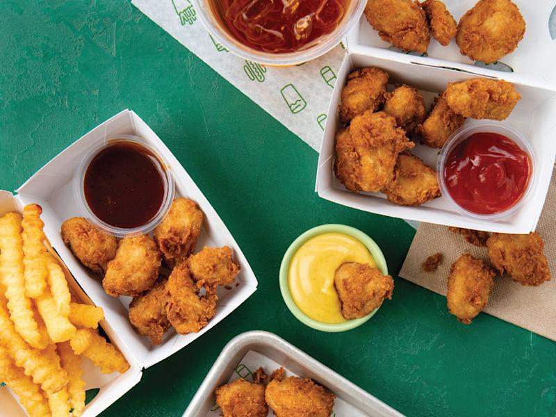 This Fast Casual Chain Finally Launched Chicken Nuggets Nationwide